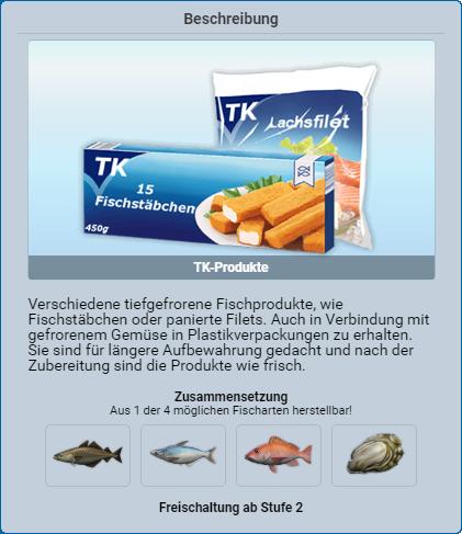 TK-Produkte