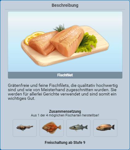 Fischfilet