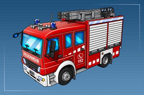 Hilfeleistungs-Löschgruppenfahrzeug 10