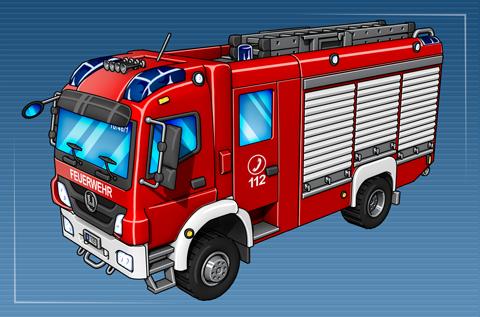 Löschgruppenfahrzeug 20