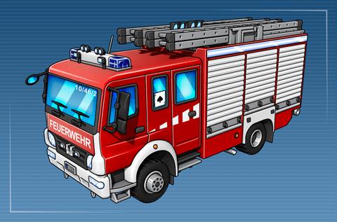 Hilfeleistungs-Löschgruppenfahrzeug 20