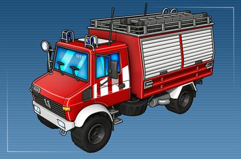 Rüstwagen 1