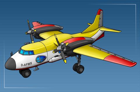 Antonov An-32P Firekiller