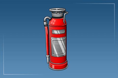 Feuerlöscher