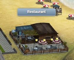 Restaurant neu