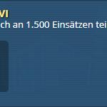 Erfolg Löschrambo