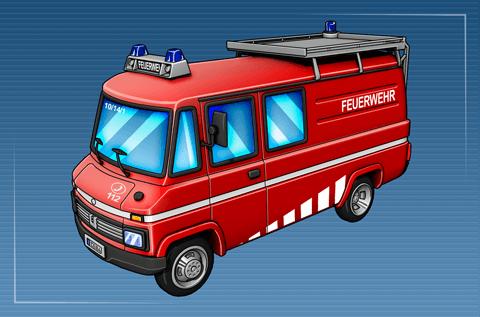 Gerätewagen Fernmeldeausstattung (Alt)