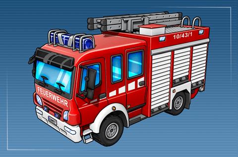 Löschgruppenfahrzeug 10