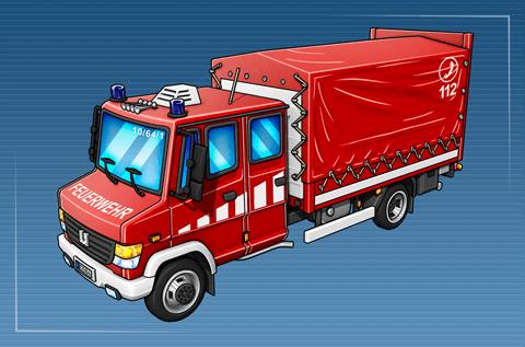Gerätewagen Logistik