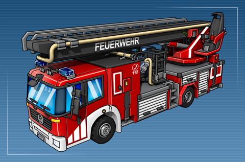 Teleskopmastfahrzeug (TMF 32)