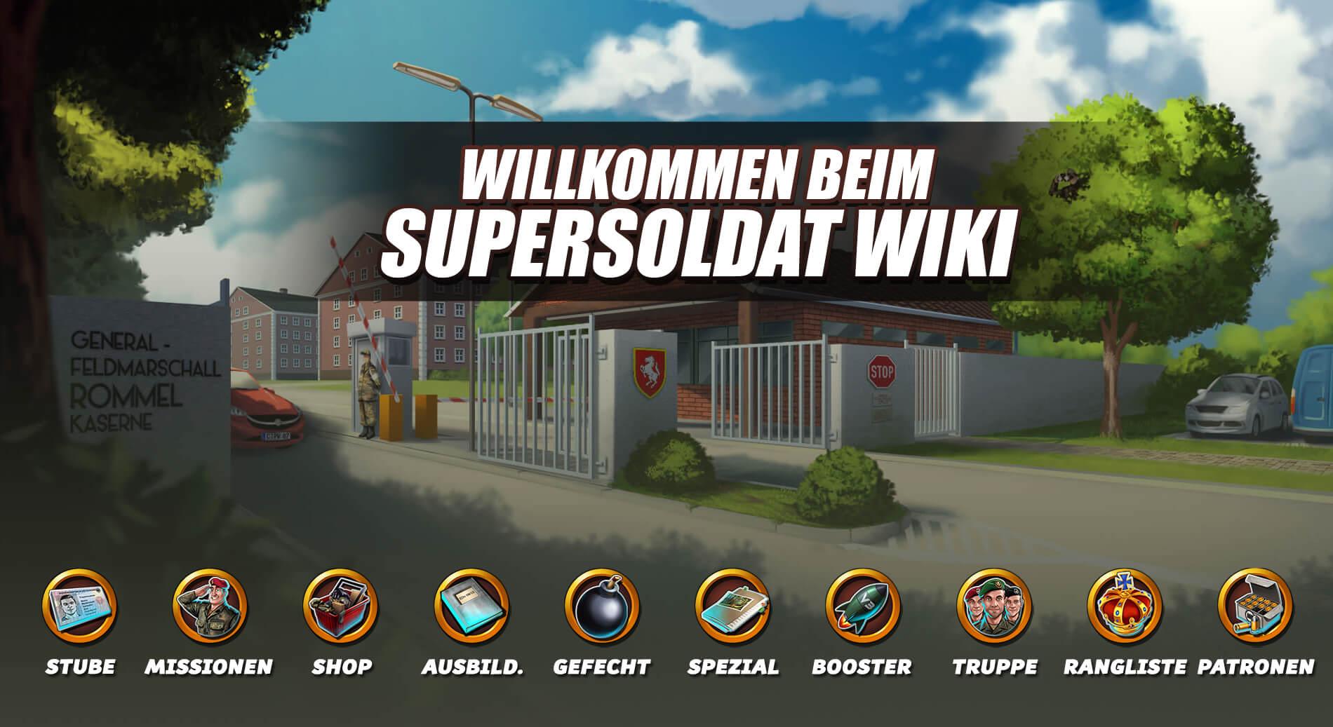 Supersoldat Wiki